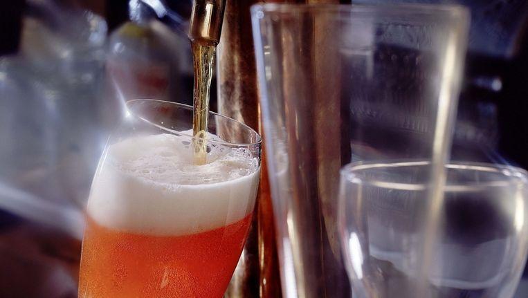 Bier. Beeld ThinkStock