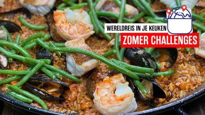 Op wereldreis in je keuken - Maak hier samen met tv-kok Loïc Spaanse paella
