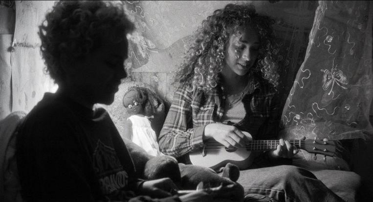 Lana Rockwell, de dochter van de regisseur die Billie speelt in de film, is de grote troef van 'Sweet Thing'.  Beeld rv
