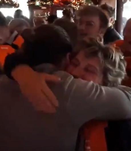 Dolle vreugde bij ouders en broer Arnhemse Estavana na zinderende WK-finale
