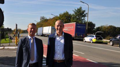 Zwaar verkeer weren dankzij ANPR-camera's tussen Beernem en Knesselare