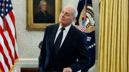 Stafchef in de bres voor Trump na klachten over ongevoeligheid na telefoontje aan oorlogsweduwe