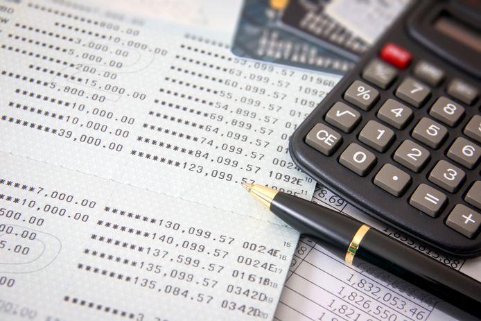 stockadr bankzaken geld curator rekening bankrekening