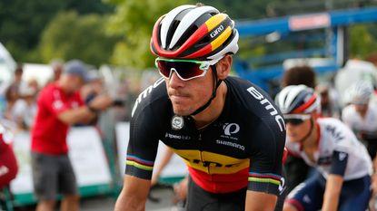 Philippe Gilbert geeft op in koninginnenrit Vuelta