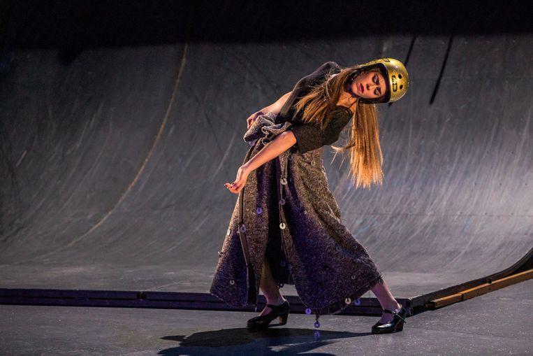 Patricia Guerrero in D. Quixote Beeld Eric van Nieuwland