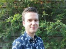 Patrick Schmiermann (20) uit Drunen penningmeester Jonge Socialisten