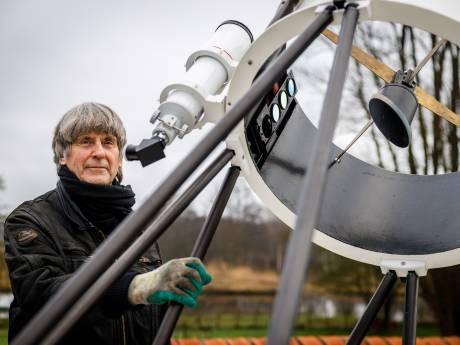 Grootste publiek toegankelijke telescoop van Nederland staat in Ossenzijl