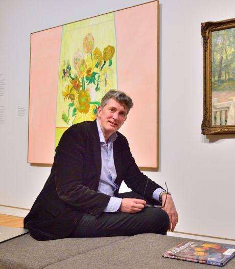 Zo beleefde dichter Pieter een dag opgesloten in Museum Gouda: 'Mijn hoofd zit vol woorden en beelden'