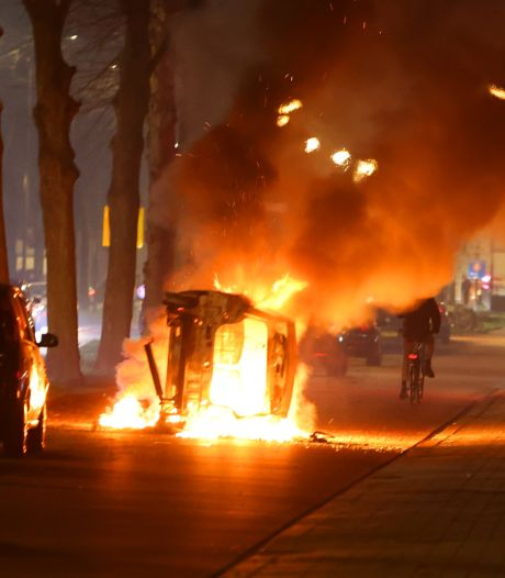 Rellen Graafsewijk Den Bosch: veel mankracht en filmbeelden, maar geen zicht op aanhoudingen