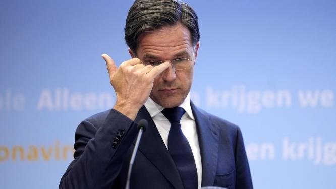 Premier Rutte geschokt om overlijden De Vries: 'Aan Peter verplicht dat het recht zijn beloop krijgt'