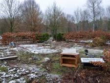 Ontruimd chaletpark De Beekhorst voor ruim 3,5 ton in het krijt bij Epe