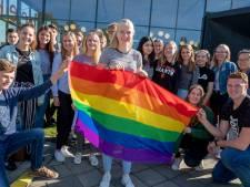 Regenboogvlag blijft weg van gemeentehuis Schouwen-Duiveland