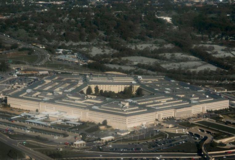 Het Pengaton in Washington. Beeld AFP