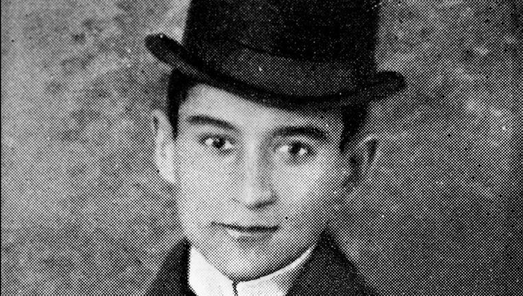 Franz Kafka. Beeld Albert Harlingue / Photo News