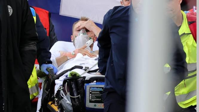 Cardioloog twijfelt aan voetbalcarrière Eriksen, Deen zelf is optimistisch: 'Ik kom terug'