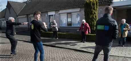 Gym in de straat haalt ouderen naar buiten: 'We moeten een beetje aangespoord worden'