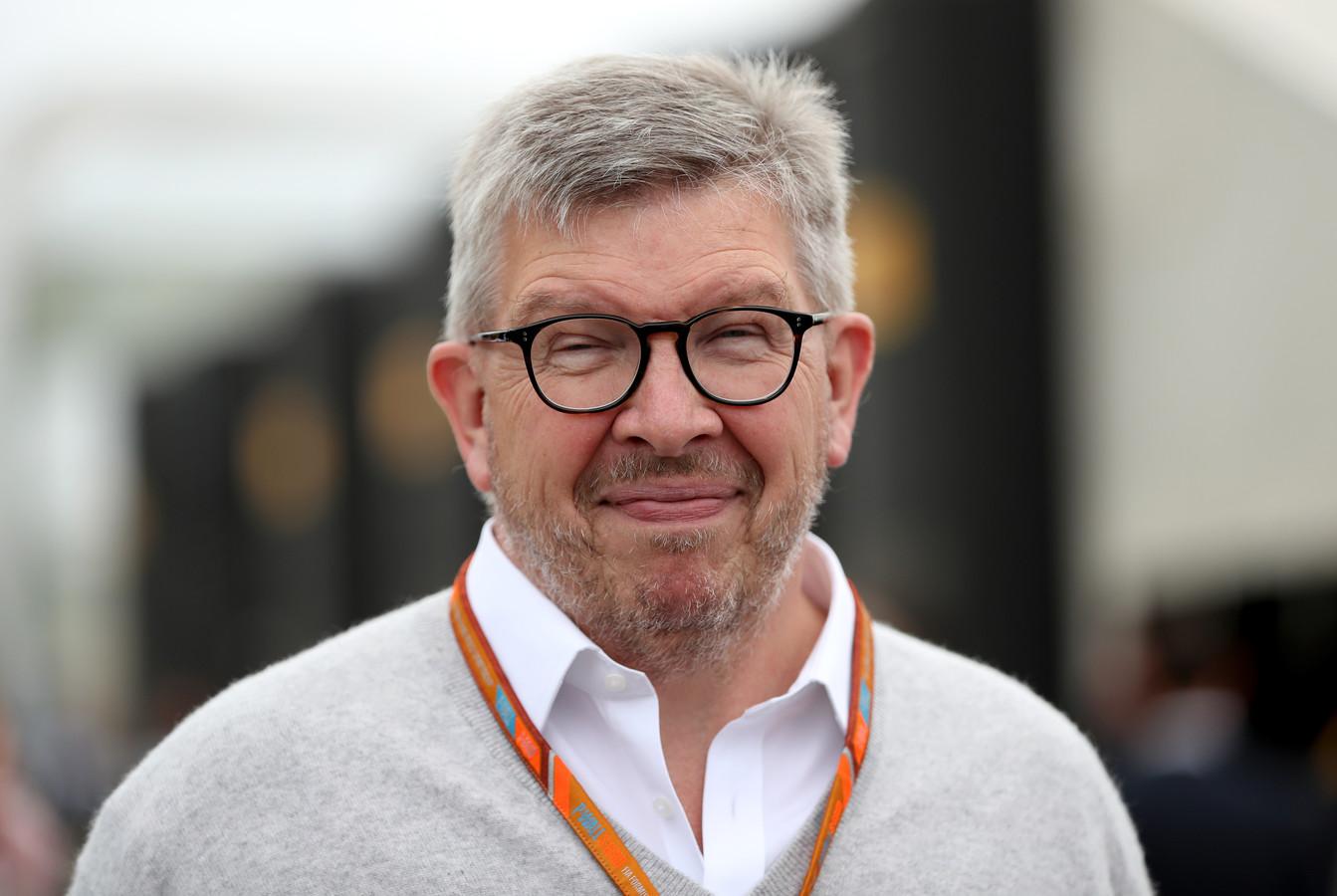 Formule 1-directeur Ross Brawn.