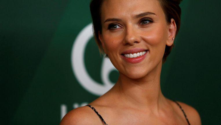 Scarlett Johansson Beeld reuters