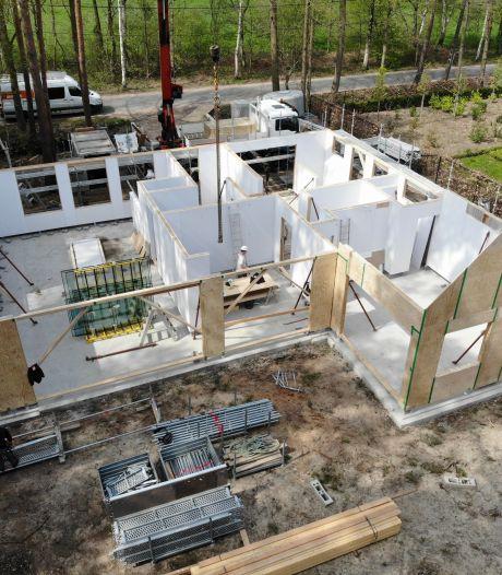 Près de 1 Belge sur 10 construit sa maison en bois