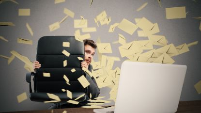 Grote kuis in je inbox