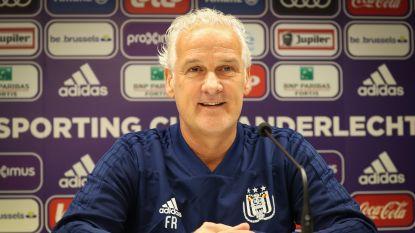 """Fred Rutten staat voor eerste opdracht: """"Een nieuwe trainer die meteen voor Tita Tovenaar speelt, daar geloof ik niet in"""""""