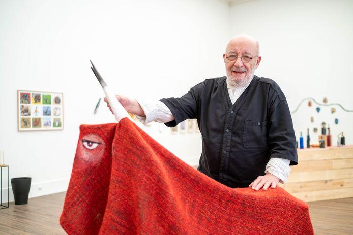 Gerard Alsteens ofte GAL in Cultuurcentrum Mechelen