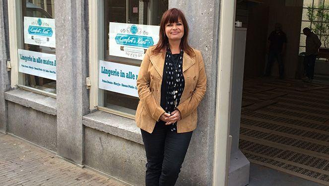 Jeanette Jonkheer opent in juni lingeriespeciaalzaak Comfort&Kant.