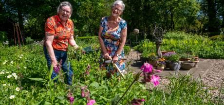 Het echte tuinwerk van de Groene Joffers