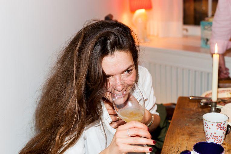 Judith Zilversmit. Beeld Renate Beense