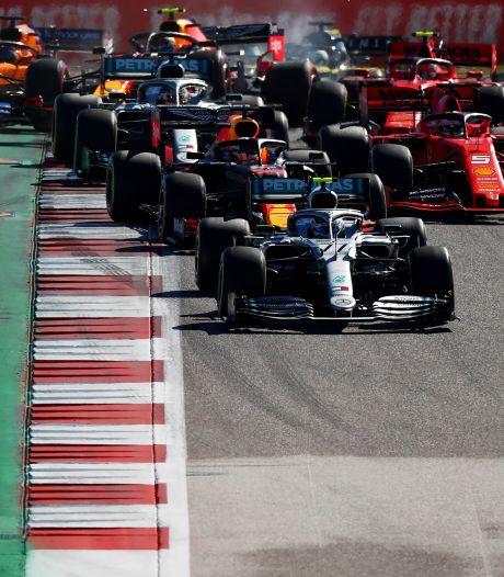 Ingrijpende F1-regels aangenomen: 'Niets doen zou sport in gevaar brengen'