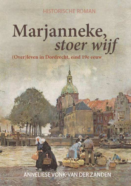 Het nieuwe boek van Anneliese Vonk.