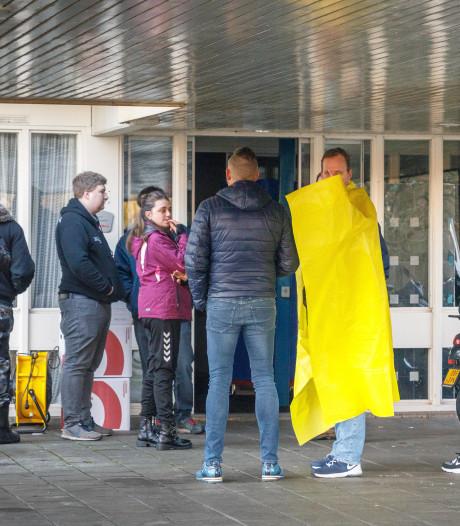 Bewoners Vijverhof Steenwijk moeten ook vannacht elders slapen