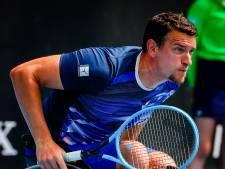 Joachim Gérard se hisse en finale de l'Open d'Australie de tennis en fauteuil roulant