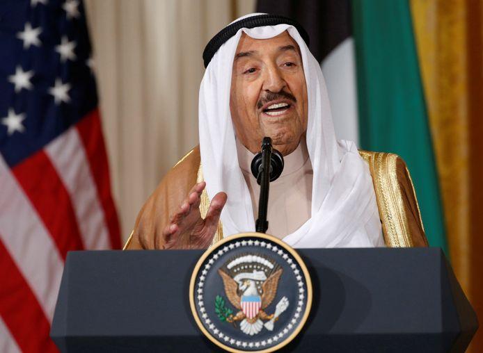 Cheikh Sabah al-Ahmad al-Sabah.