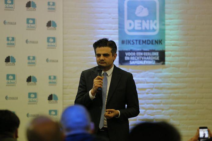 Campagnebijeenkomst van DENK in Breda.