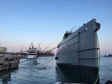 Nieuw 'oorlogsschip' moet walvisjagers de pas afsnijden