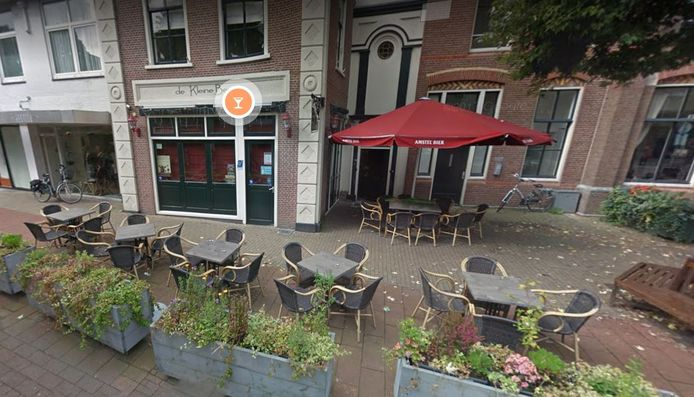 Café De Kleine Beurs in Hillegom.