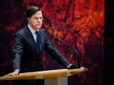 Kabinet Rutte-4 is ver weg, onderling wantrouwen te groot