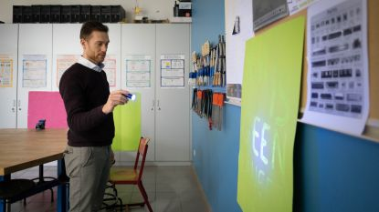 Leerlingen bouwen klaslokaal om tot 'energy-escape-room'