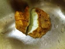 Dierenbeulen in Oss leggen in frituurvet gebakken sponzen bij hondenterrein