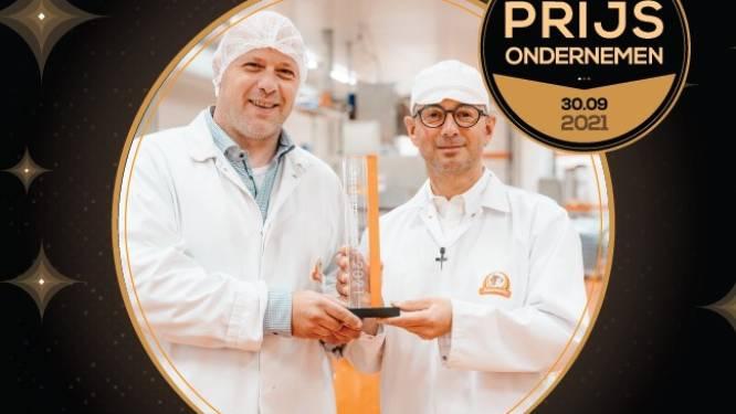 Boerinneke wint Voka-Award en dingt mee naar Prijs Ondernemen 2021
