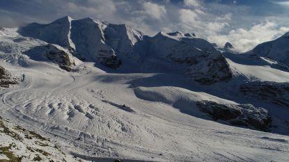 Alpen kleuren komend weekend opnieuw wit van sneeuw