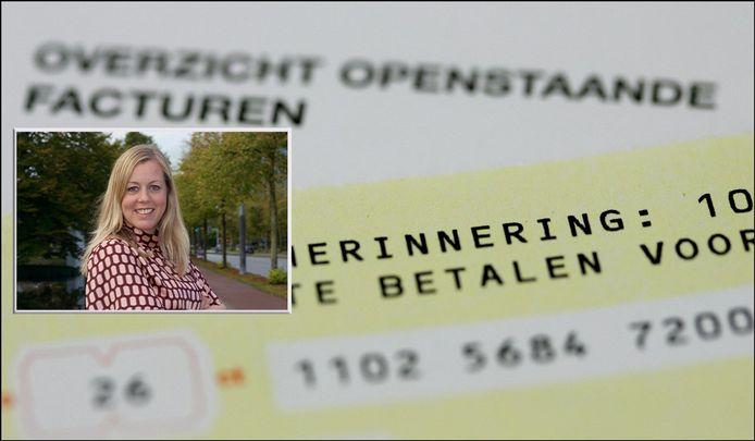 """Wethouder Martien Louwers: ,,De nieuwe lockdown geeft meer problemen."""""""