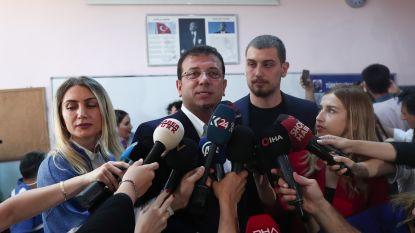 Istanbul kiest vandaag - opnieuw - voor nieuwe burgemeester