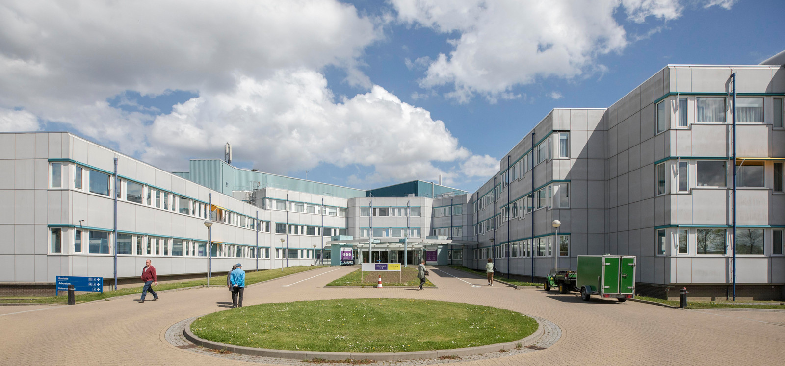 Ziekenhuis Adrz in Goes.