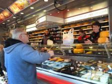 Klanten willen vaker naar kaas- en delicatessenkraam in Vlissingen