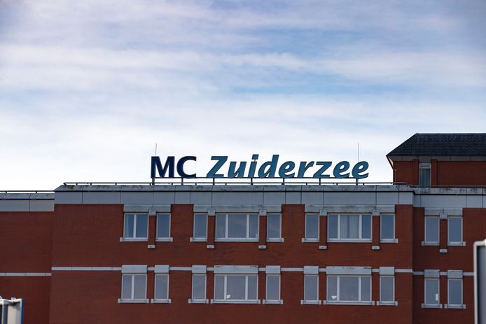 Ziekenhuis Lelystad.