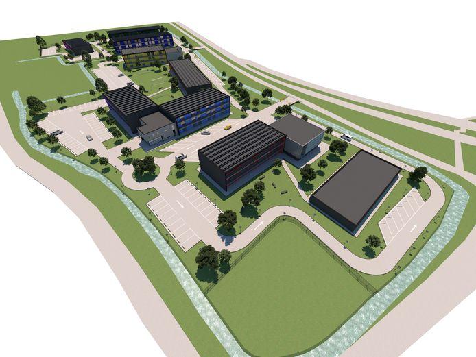 He beoogde woonpark voor arbeidsmigranten in De Lier van uitzendbureau Tradiro.