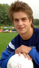 Jordens Peters in de jeugdopleiding van FC Den Bosch.