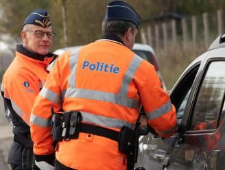 Politie vat op te sporen man die rijdt zonder rijbewijs en onder invloed van drugs